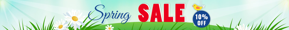 Securico CCTV Spring Sale 10% Off CCTV Installations