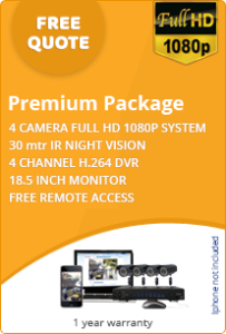 Premium CCTV Package for Business